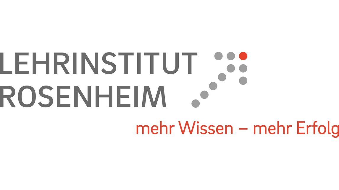 Logo Lehrinstitut Rosenheim e.V.