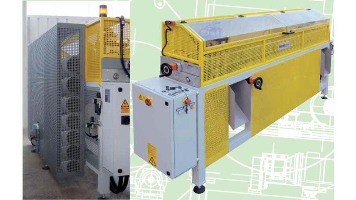 Logo Machines for Reels: TA 150