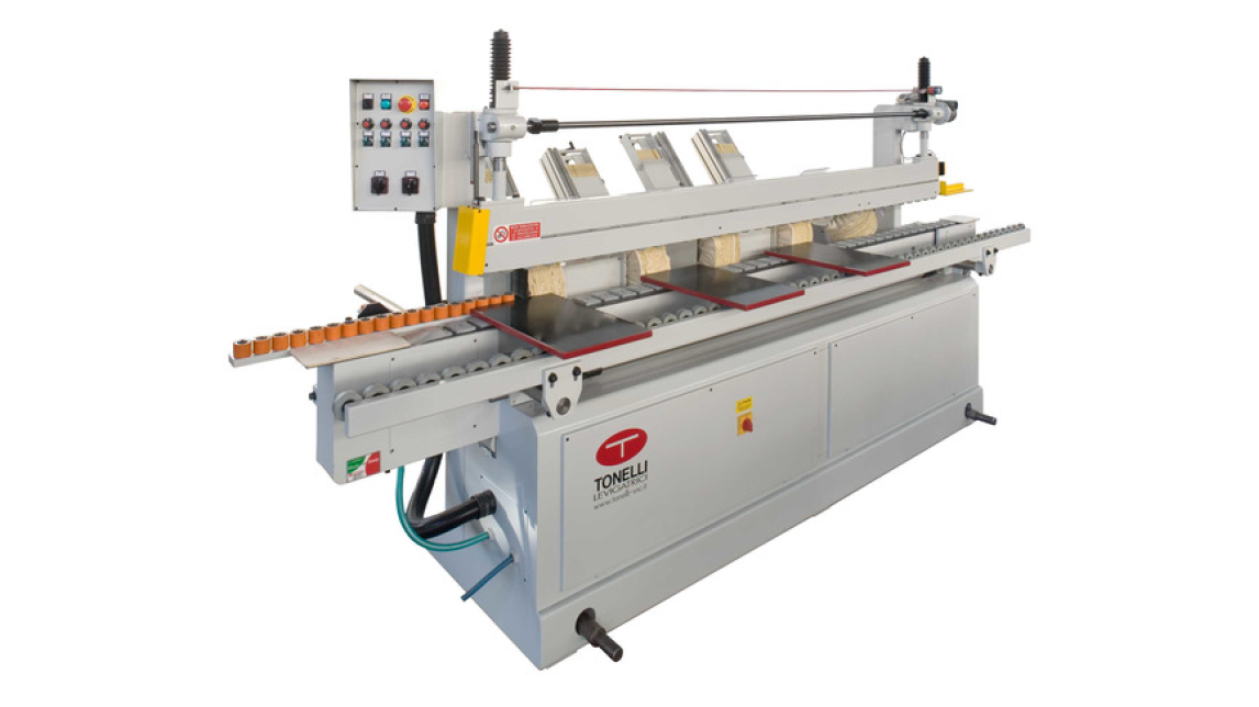 Logo Sanding and polishing machines for edges