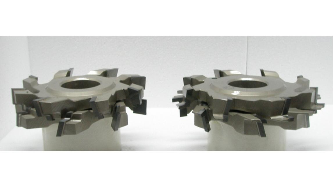 Logo Profile cutters/welded type