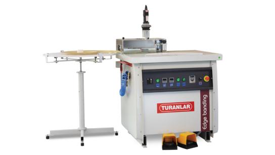 T-EB 130 Edgebanding Machine - Product - LIGNA 2019