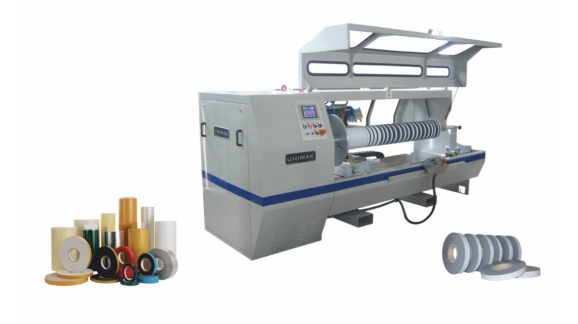 Logo Protective tape slitting machine