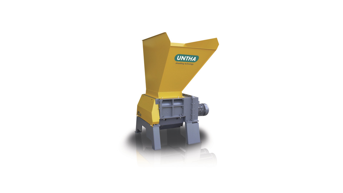 Logo RS30/RS40 wood shredder