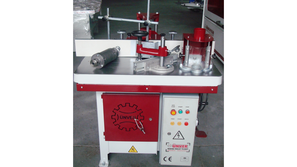 Logo SPINDLE MOULDER(MILLING) MACHINE