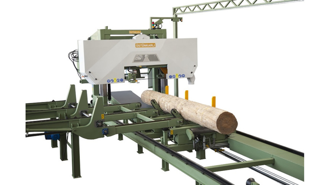 Logo Horizontal Log Band Saws