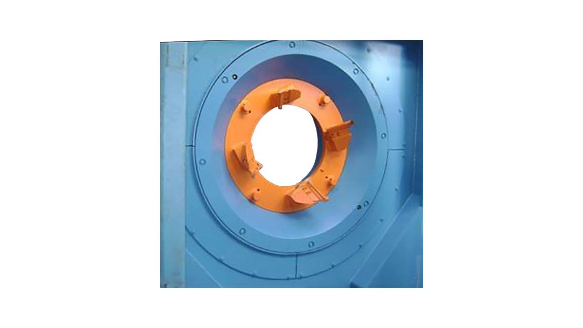 Logo Rotating log reducers/butt end reducers