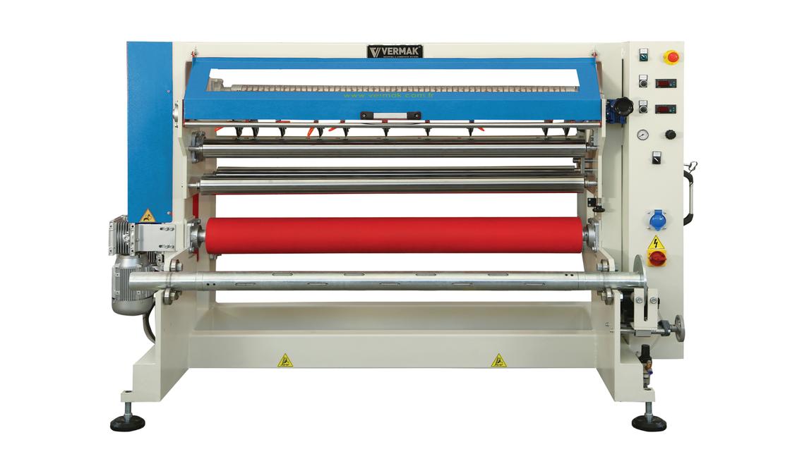 Logo Foil Slitting & Cutting Machines