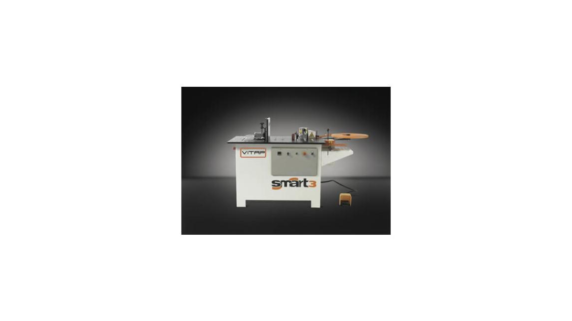 Logo EDGEBANDING MACHINES: Contour Semiautomatic