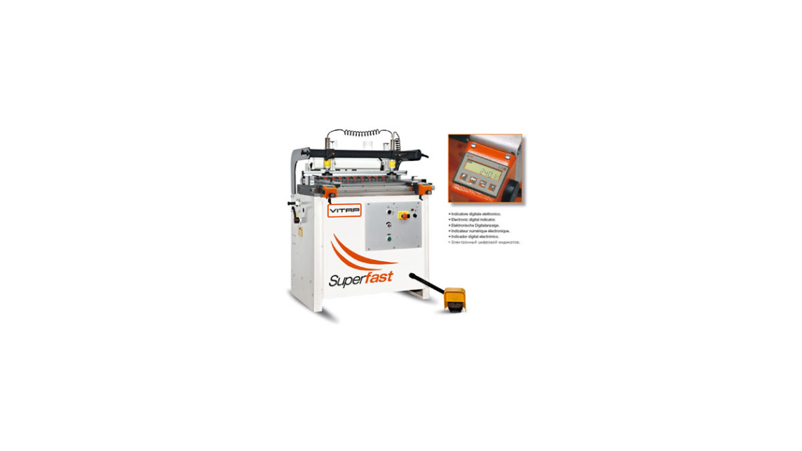 Logo BORING MACHINES: Small & Medium Production
