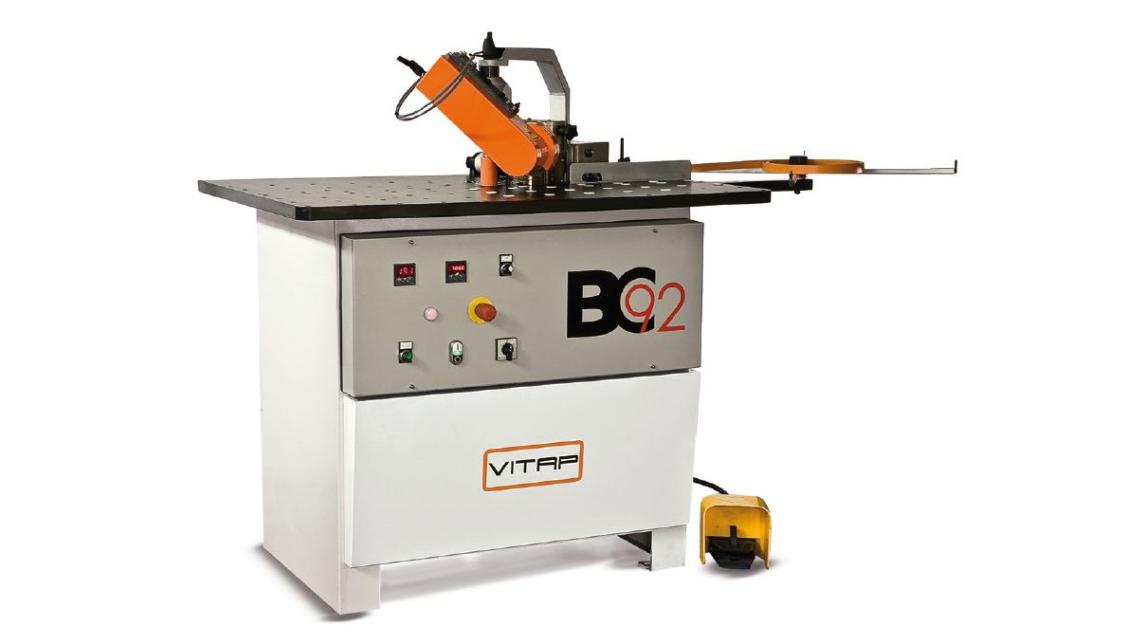Logo EDGEBANDING MACHINES: BC92