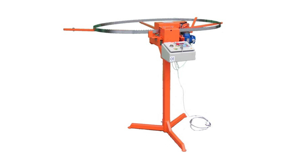 """Logo Automatic setter for band-saws """"ZO-R"""""""