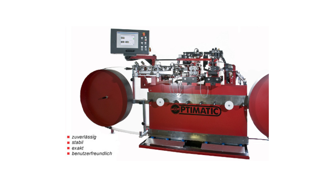 Logo RSMO 090 Automatic Bench