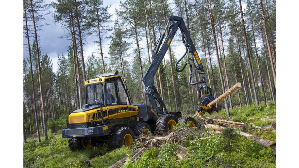Logo Forstmaschinen, Zubehör und Software