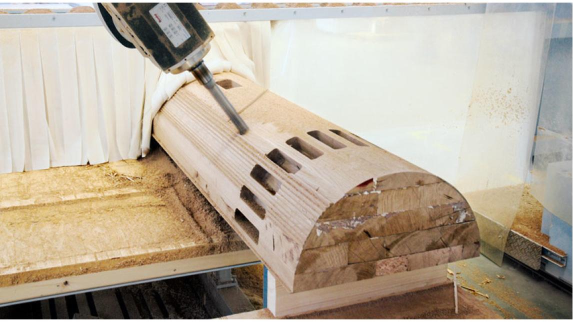 Logo Solid Wood Portal WMP