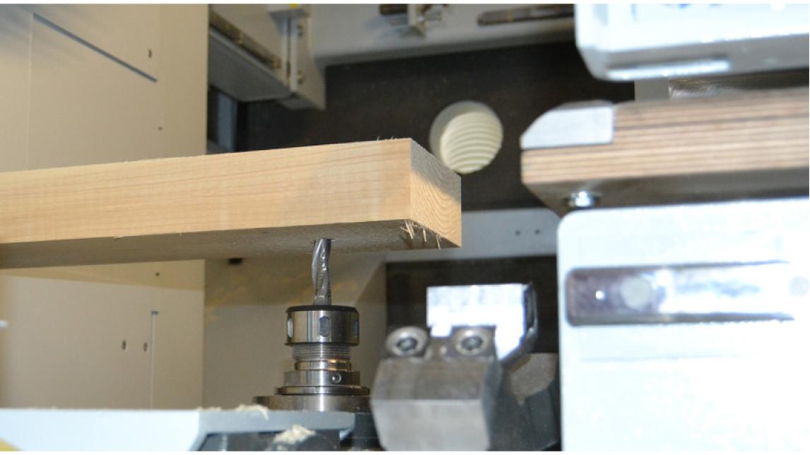 Logo Carpentry Machine WBZ 160 powerSIX
