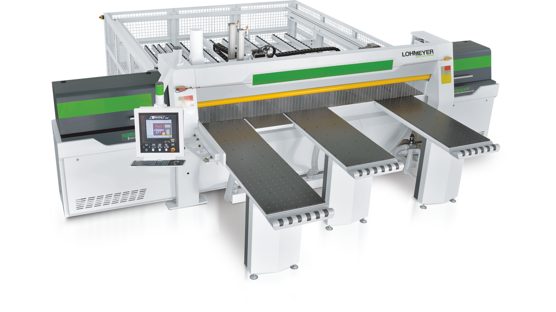 Logo Horizontal Panel Saw HG series