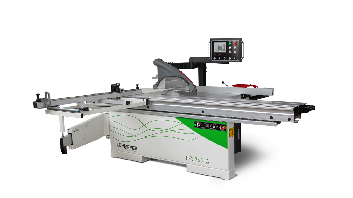 Logo Sliding Table Saw FKS 355 IQ