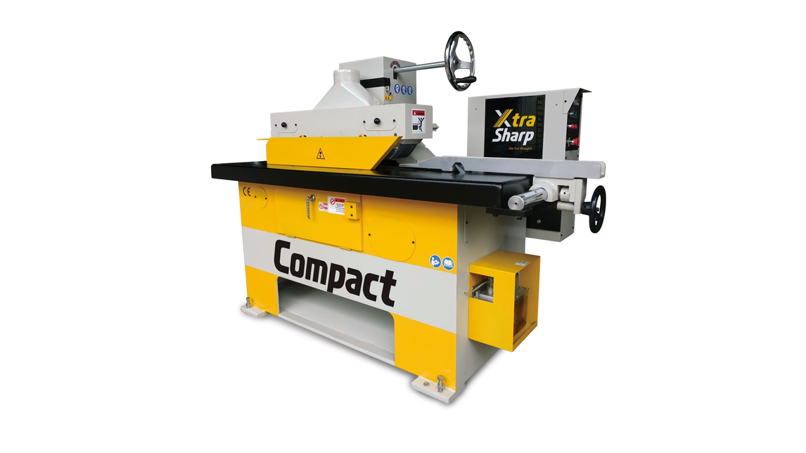 Logo Compact Bottom Rip Saw