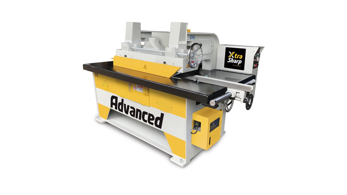 Logo Advanced Bottom Rip Saw