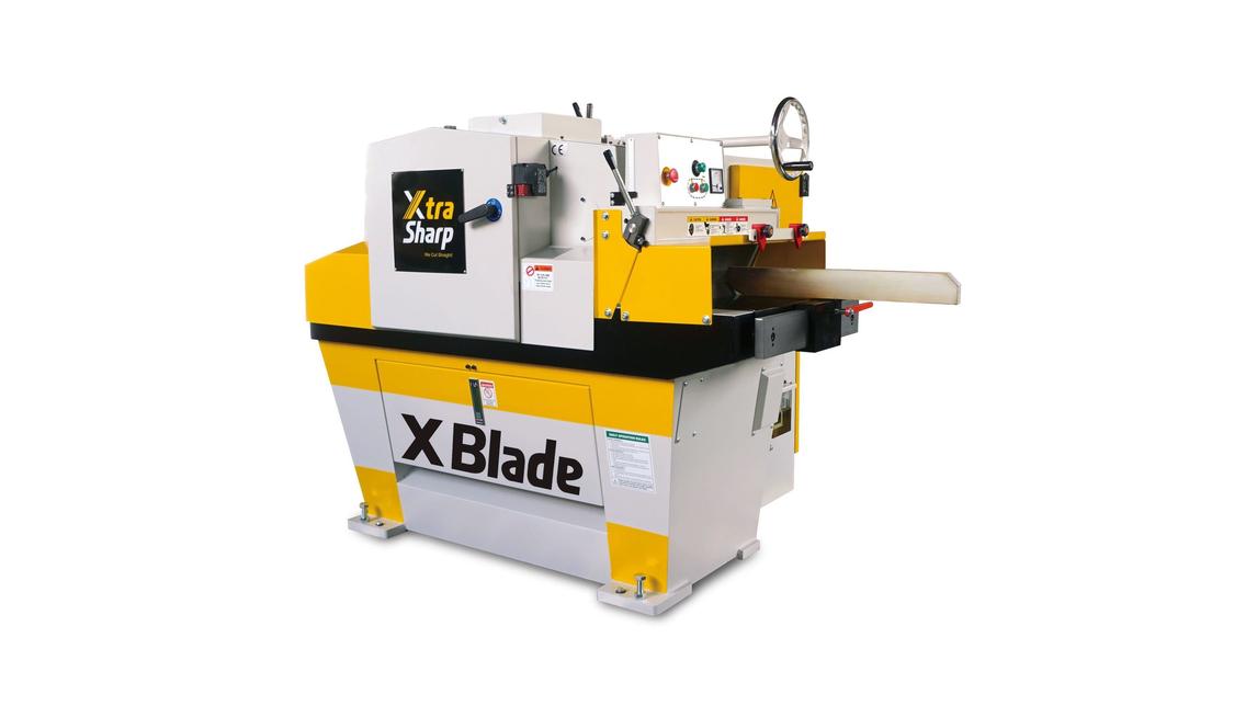 Logo X Blade Längsschnittsäge