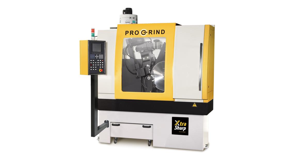 Logo ProGrind Schärfmaschine