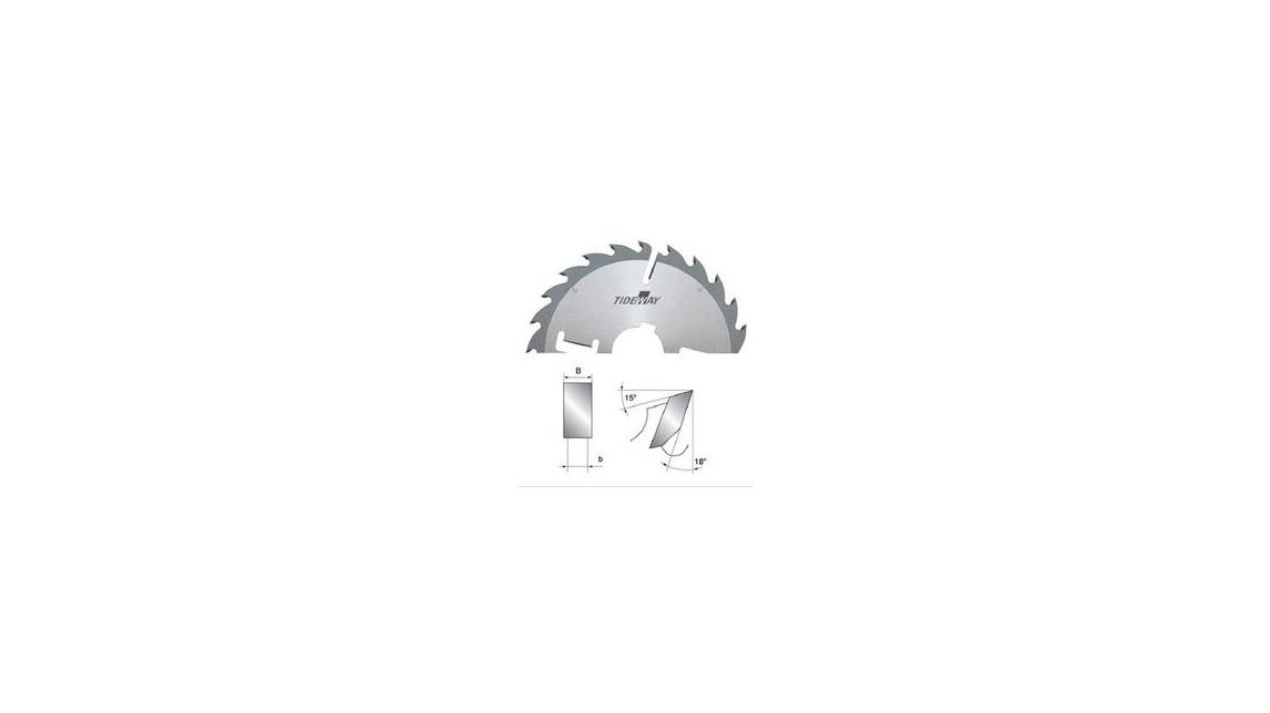 Logo Multi TCT circular saw blades with carbide wipers