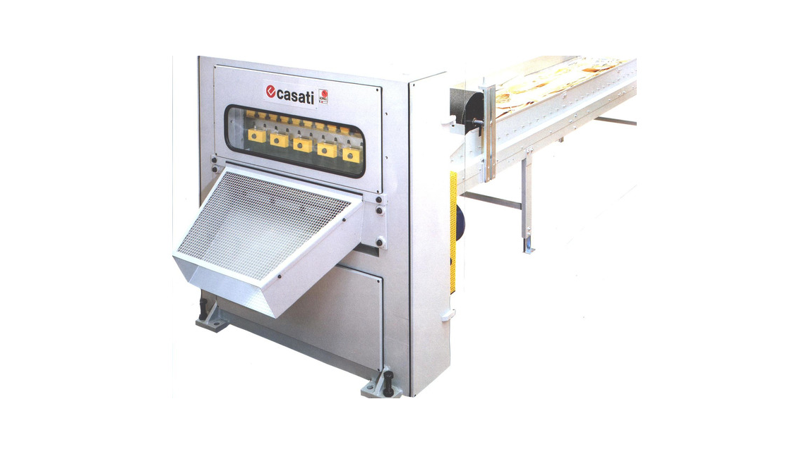 Logo VENEER CHOPPING MACHINE