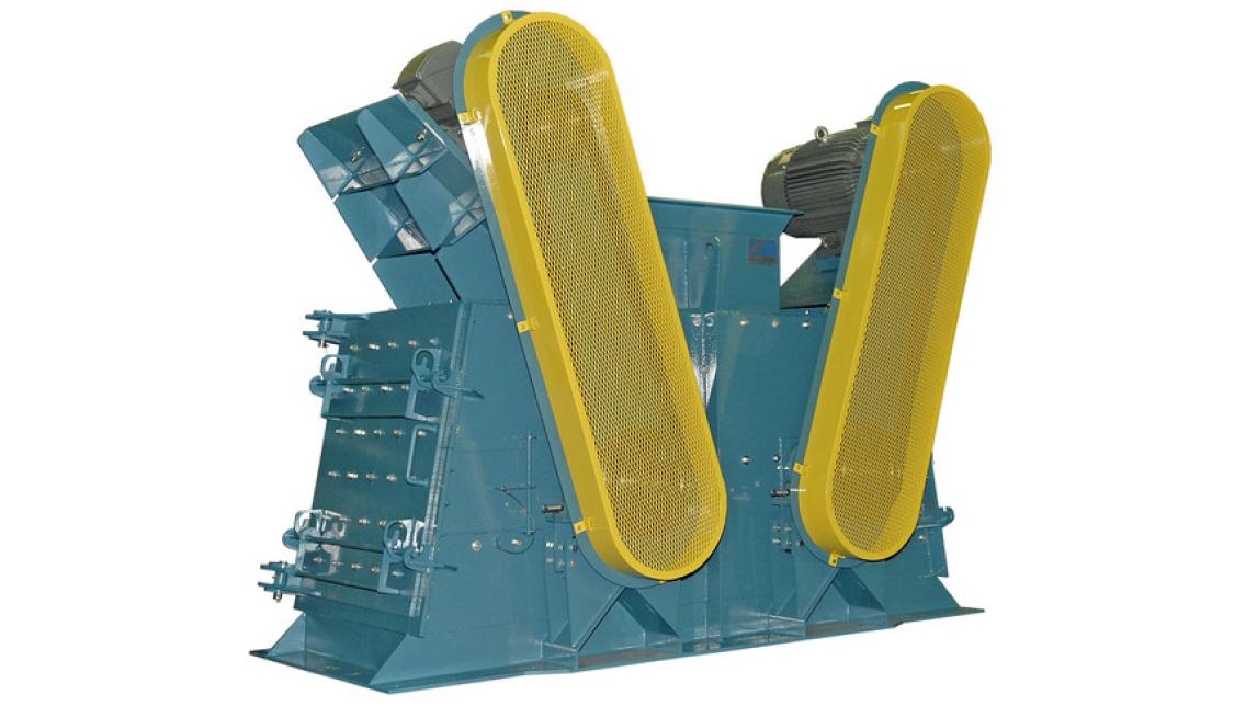 Logo Crushing & conveying equipment