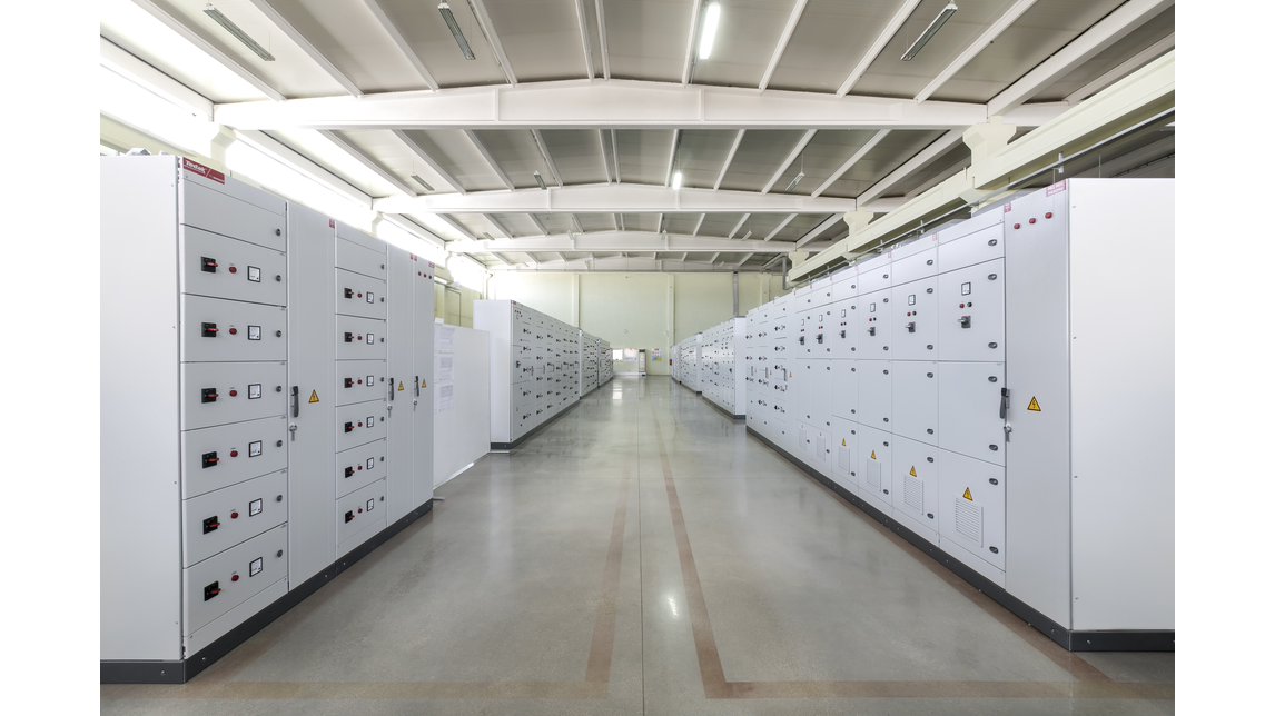 Logo Type Tested Power Distribution Cabinets