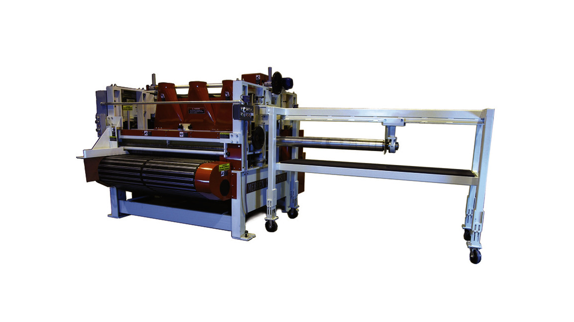 Logo Engineered Wood Production Equipment
