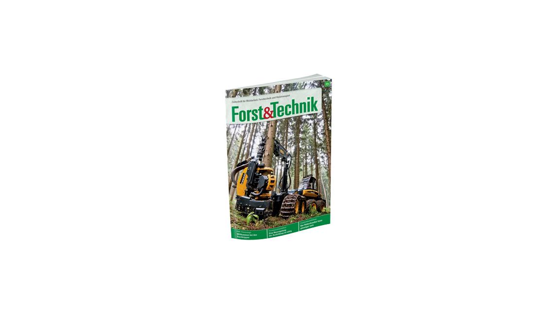 Logo Forst & Technik