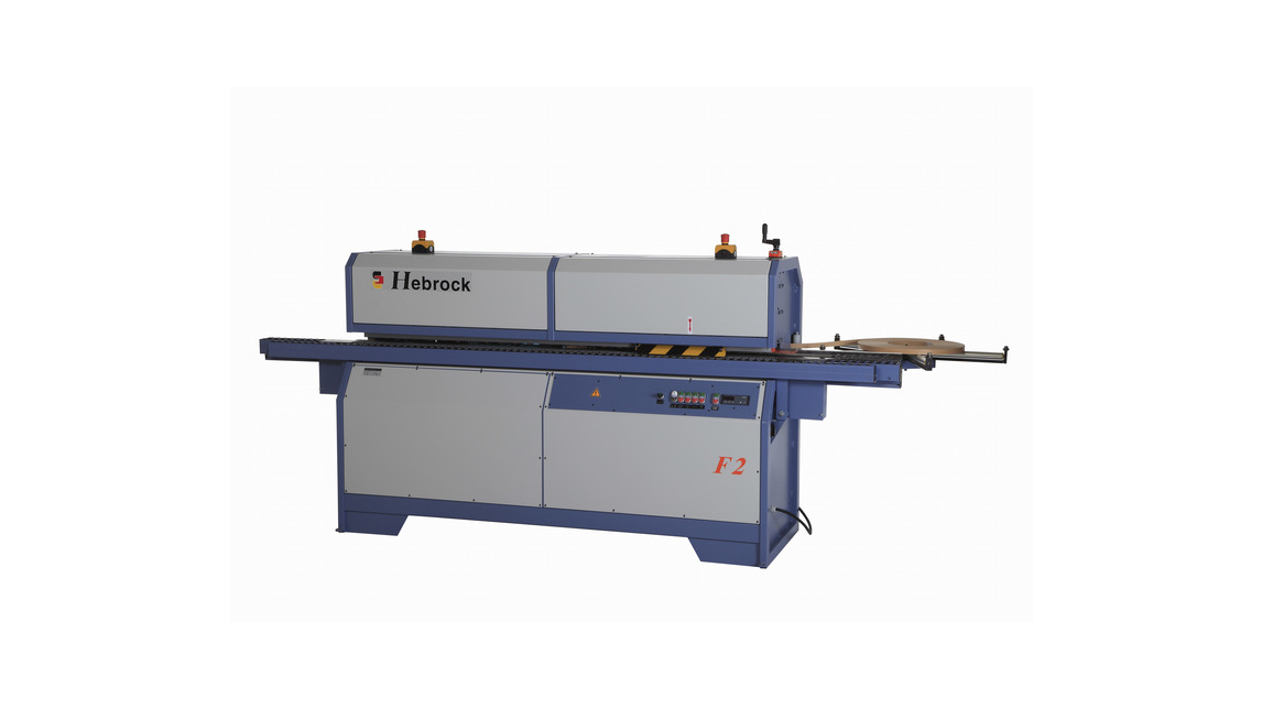 Logo Edge Banding Machine F2