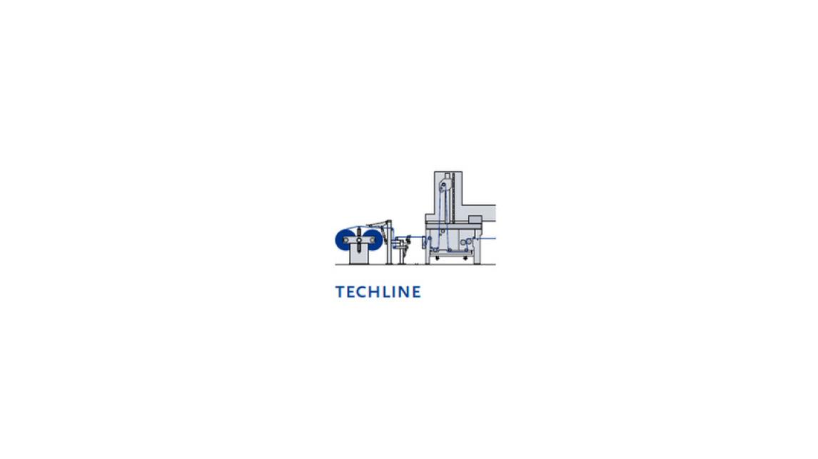 "Logo Imprägnieranlage ""TECHLINE"""