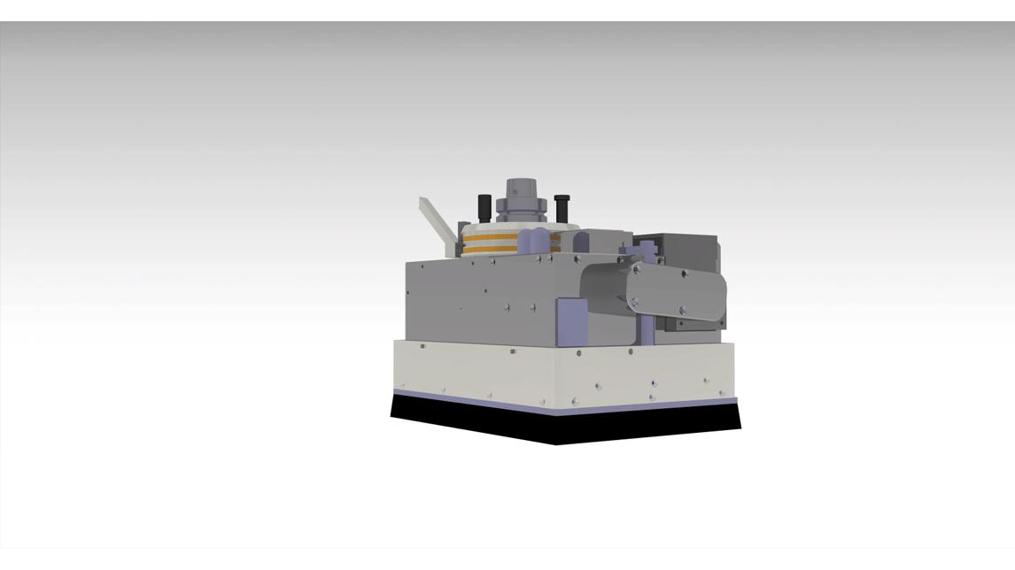 Logo Interchangeable  laser aggregate