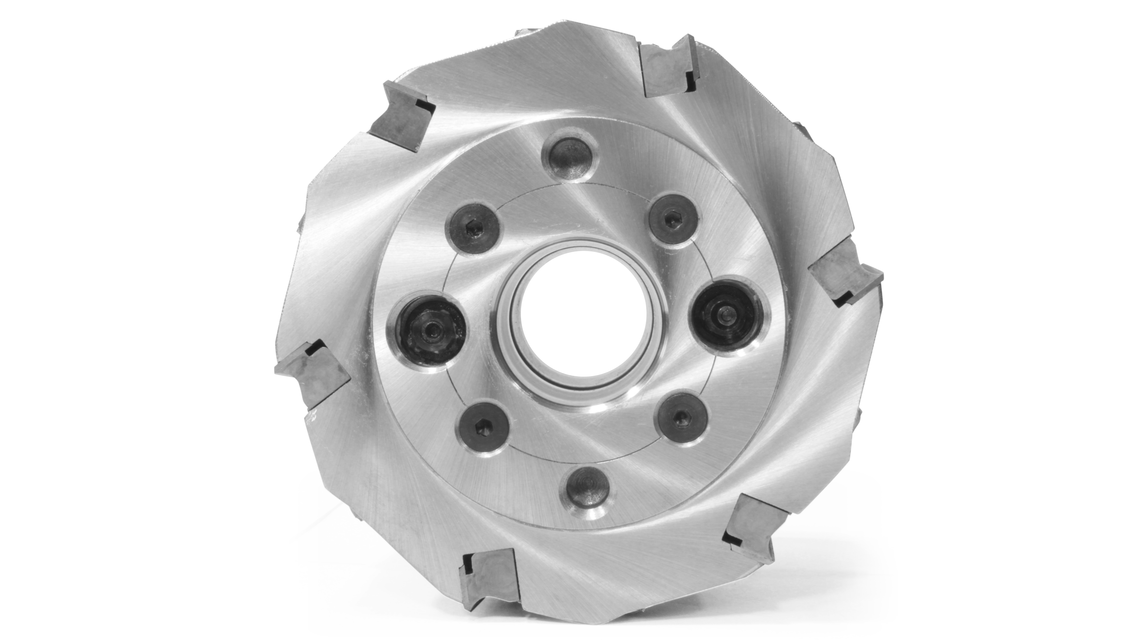 Logo H05 Heavy Duty Spiral Hydraulic Cutter