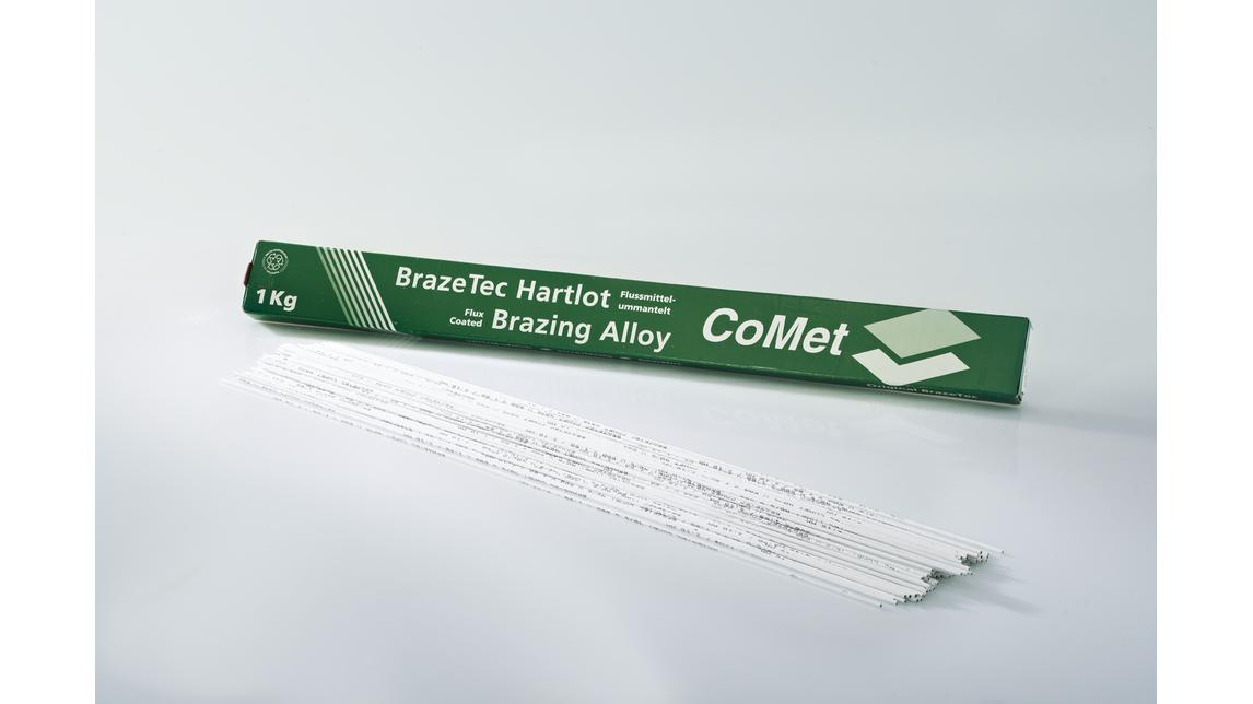 Logo BrazeTec CoMet - Brazing Rods