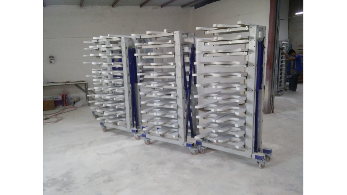 Logo Door Drying Rack Expandable DR-DRX