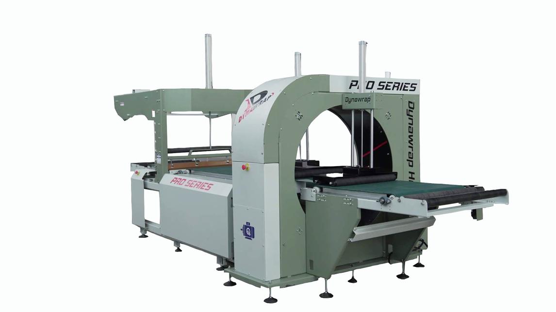 Logo Horizontal Stretch Wrapping Machine PRO