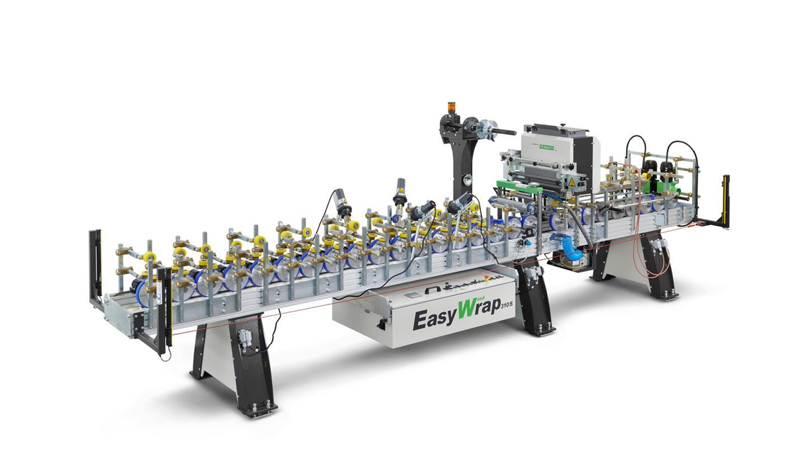 Logo EasyWrap Wood