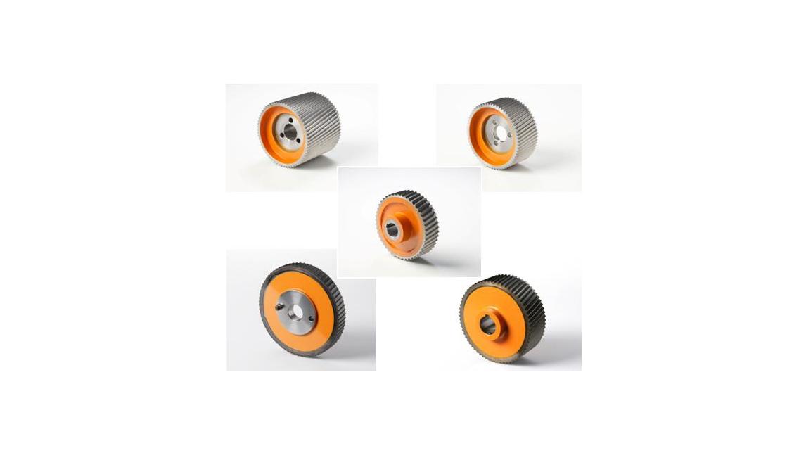 Logo Steel rollers