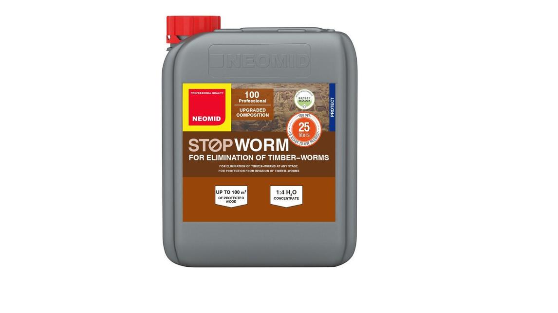 Logo Holzwurm- und Termitenschutz
