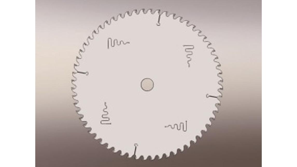 Logo PCD Saw Blade