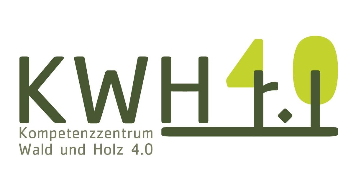 Logo Kompetenzzentrum Wald und Holz 4.0