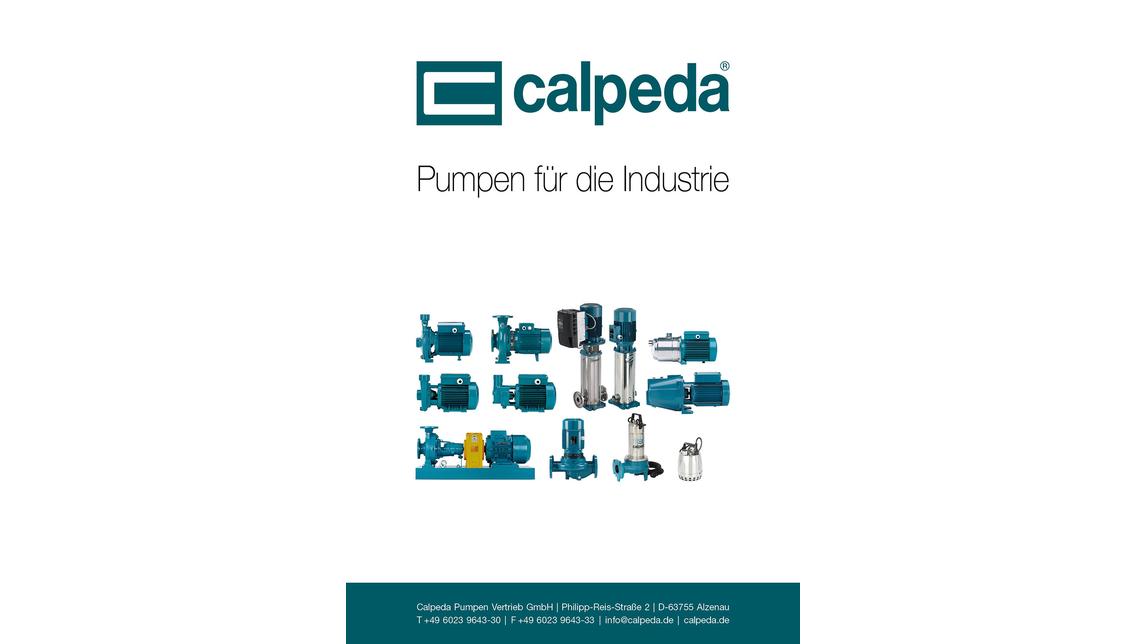 Logo Pumpen, Ventile, Steuerung