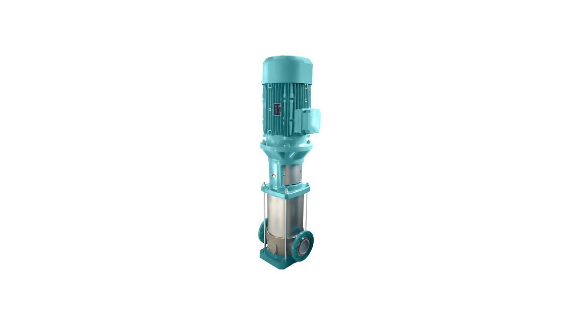 Logo Vertical high-pressure pump type CV