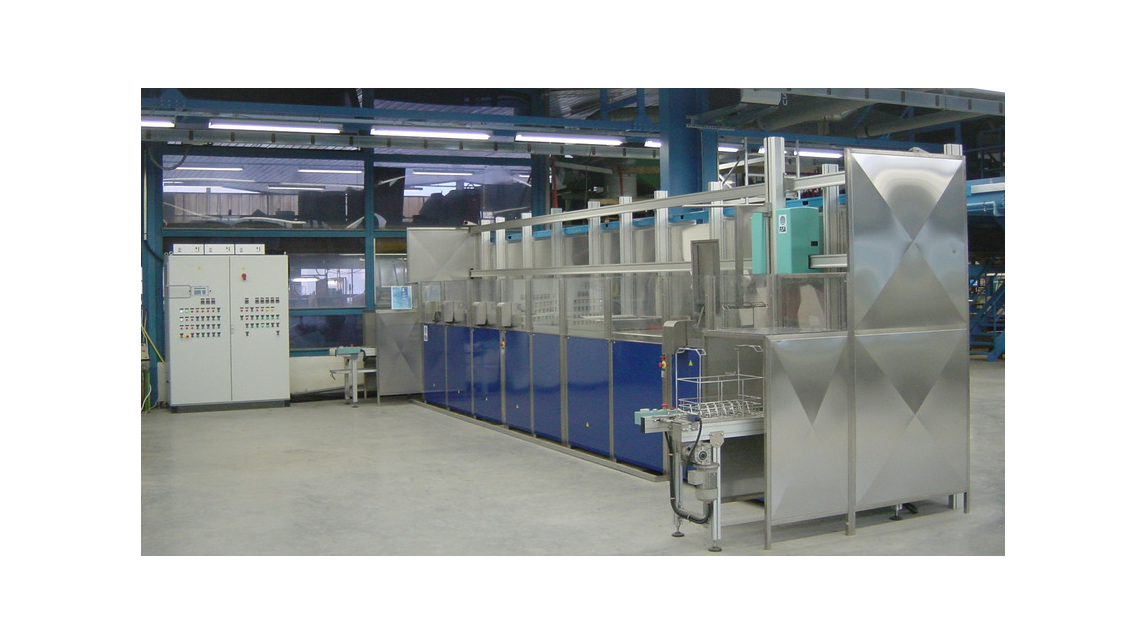 Logo Ultrasonic cleaning lines