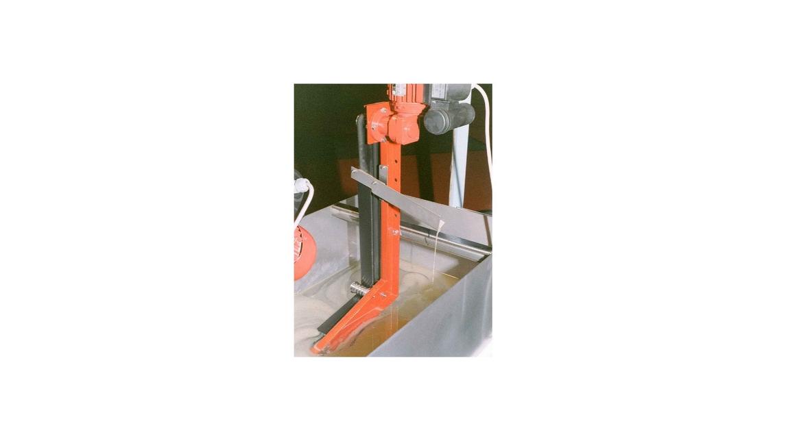 Logo Oil skimmer model WBS