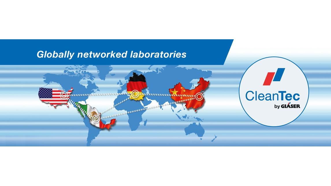 Logo test laboratories worldwide