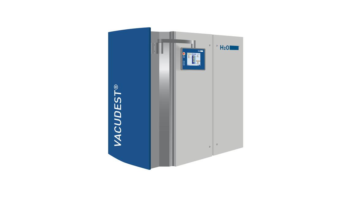 Logo VACUDEST wastewater evaporator