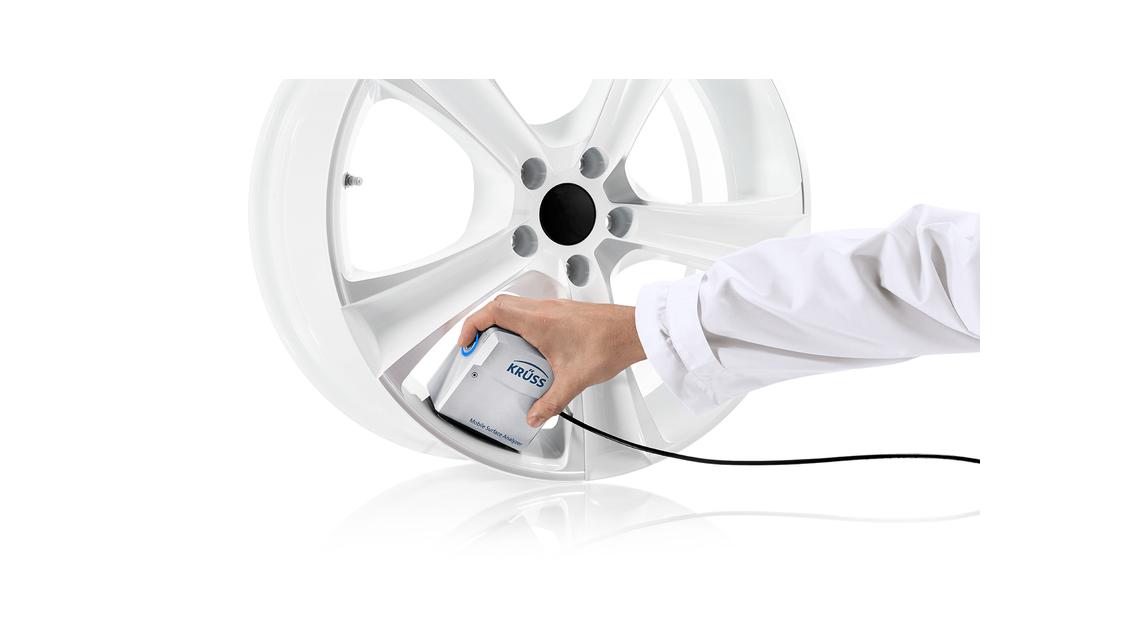 Logo Mobile Surface Analyzer - MSA